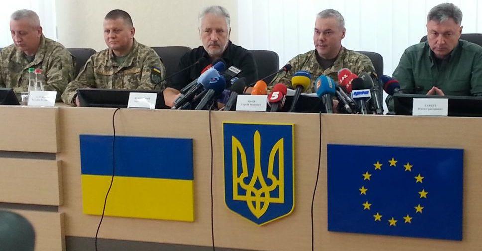 Боевики девять раз обстреляли позиции ВСУ, ранены двое украинских военных— Штаб ООС