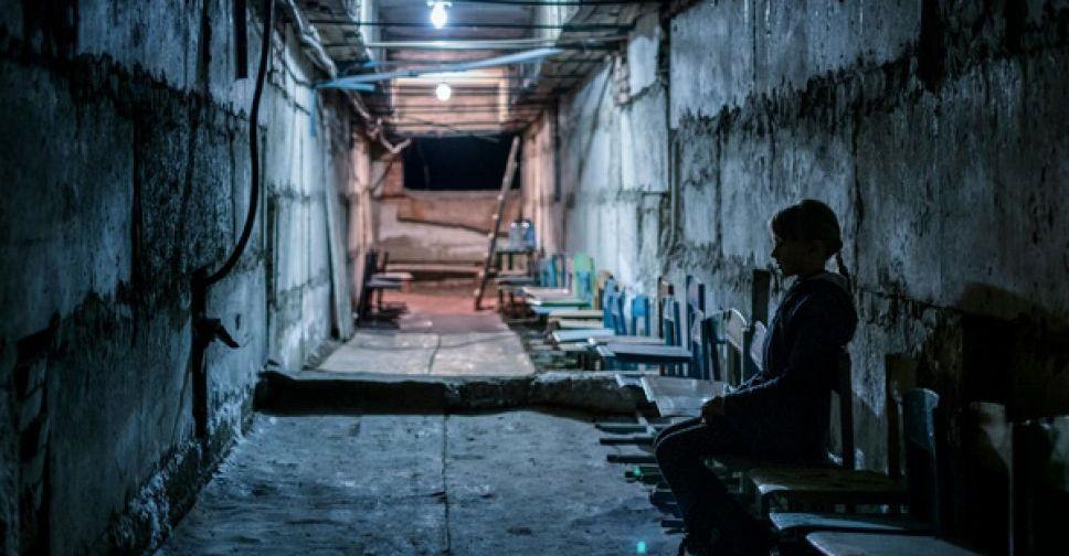 UNICEF: неменее 700 школ повредили наДонбассе ссамого начала военного конфликта