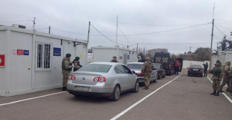 Штаб ООС: русские войска обстреляли КПВВ «Гнутово»