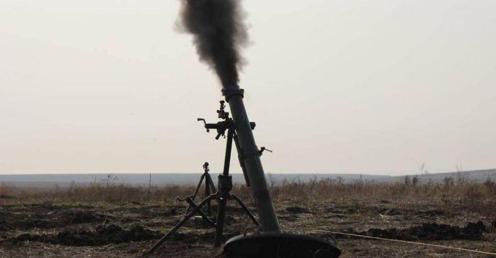 Боевики обстрелами измощного оружия вывели изстроя бойцов ВСУ наДонбассе
