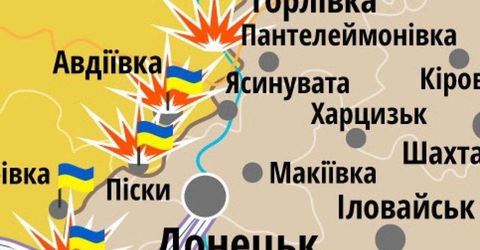 Власти «ДНР» обобстреле детской клиники ижилых домов вДонецке